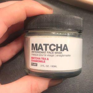 Makeup - PLANT Matcha Antioxidant Face Mask with Chamomile